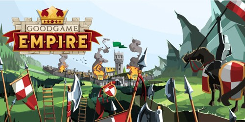 GoodGame Empire Hack     GoodGame Empire Cheats Want to dominate the game ? need unlimited rubies, coins, wood, food, and stones then this is the right place for you, to […]