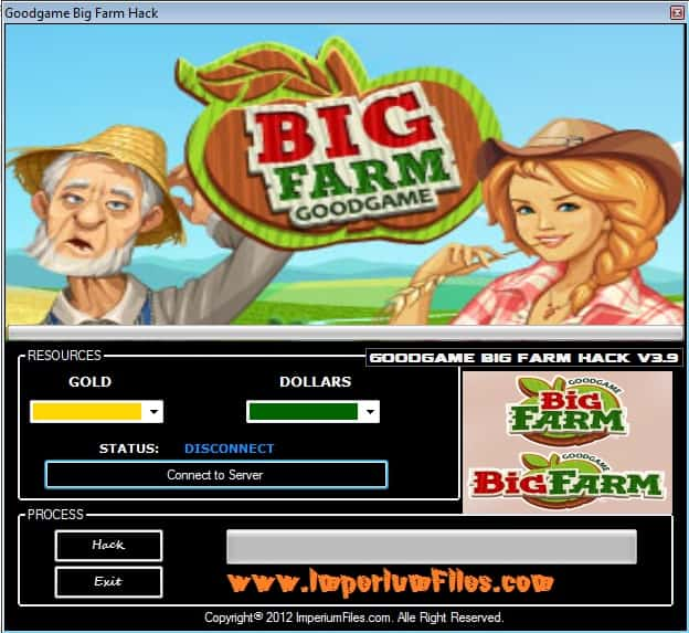 Goodgame Big Farm Hack Cheats