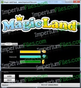 Magic Land Hack Trainer