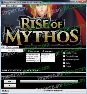 Rise of Mythos Hack