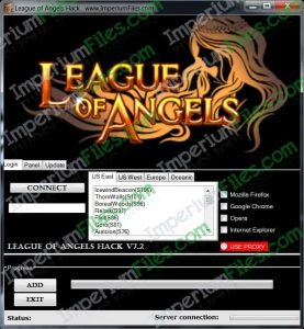 League of Angels Tools