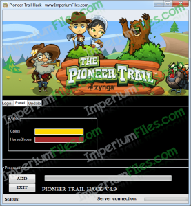 Pioneer Trail Cheats