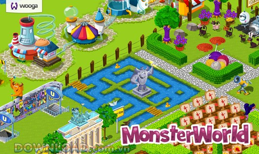 Monster World Hack v7.2