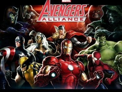 Marvel Avengers Alliance Hack v9.6