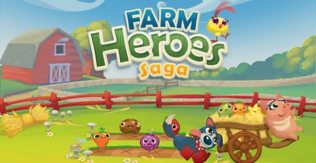Farm Heroes Saga Gold Bars Hack v3.7